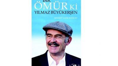 Büyükerşen'in hayatı kitap oldu