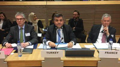 """""""Türkiye'nin 11 Milyon Avro'luk yardımı Gazze'ye hayat suyu olacak"""""""