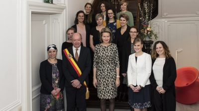 Kraliçe Mathilde'den Emirdağlı Mukaddes Yurdaer'e davet