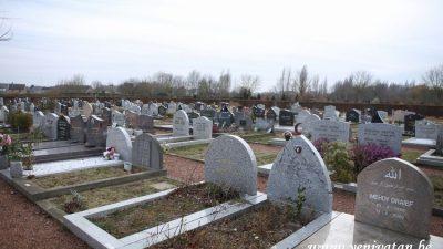 Belçika'da 2020'de ortalamadan yüzde 16 fazla ölüm kaydedildi