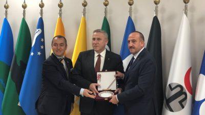Macaristan'dan Gölbaşı'na Özel Davet