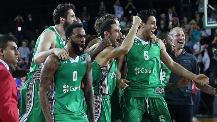 Avrupa basketboluna Türk damgası