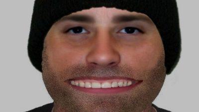 İngiliz polisinin yayınladığı robot portre 1 Nisan şakası zannedildi