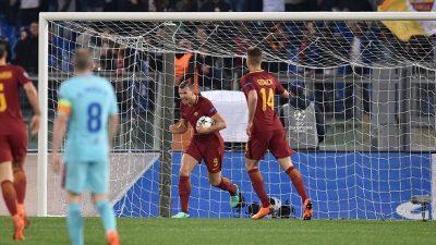 Cengiz Ünder'in takımı Barça'yı yaktı