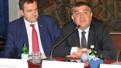 Türkiye-AB ilişkileri Sofya'daki konferansta tartışıldı