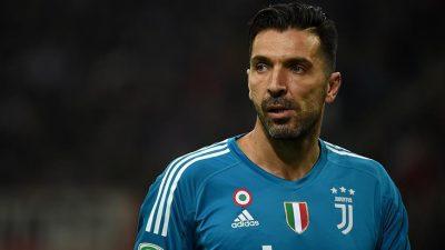 Juventus'tan Buffon geçti