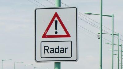 Belçikalı sürücü 696 kilometre hızla radara yakalandı