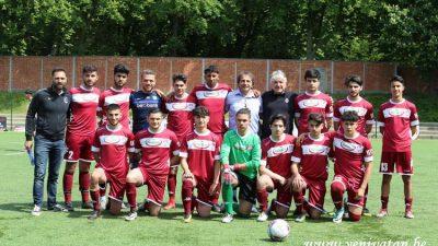 Schaerbeek Saygı Kupası'nın sahibi Trabzonspor Bruxelles