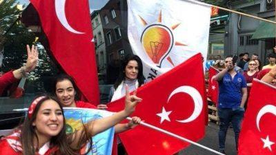 Erdoğan'ın seçim başarısı Brüksel'de kutlandı