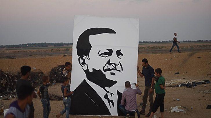 """Yurt dışı seçmen """"Erdoğan"""" dedi"""