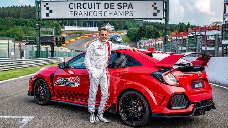 Honda Civic Type R, Belçika'da da pist rekoru kırdı