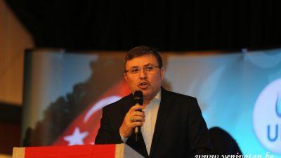 AK Parti Brüksel Temsilcisi Açıkgöz'den kandil mesajı