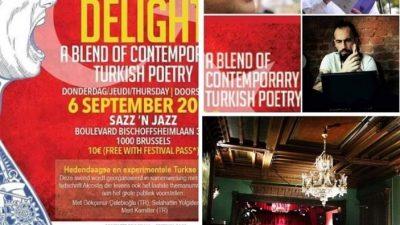 """Akrostiş'ten """"Turkish Delight"""" tadında bir gece"""