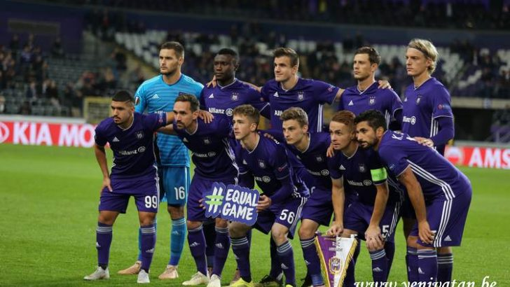 FIFA'dan Belçika Futbol Federasyonu ile Anderlecht'e para cezası
