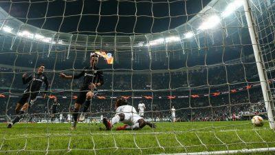 Beşiktaş'ın kabus gecesi