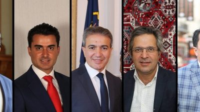 Brüksel bölgesinde seçilen Türkler belli oldu