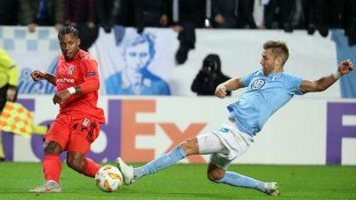 Malmö, Beşiktaş'a geçit vermedi: 2-0