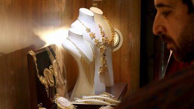Istanbul Jewelry Show kapılarını açtı