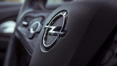 Almanya'da Opel tesislerinde arama