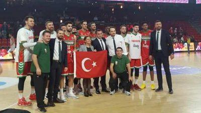Pınar Karşıyaka Belçika'da istediğini aldı