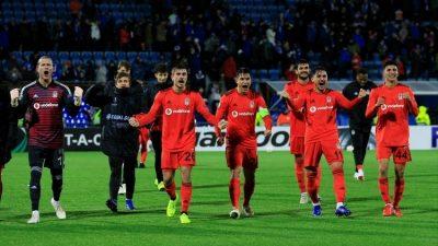 "Beşiktaş: ""2 avans 3'te biter"""