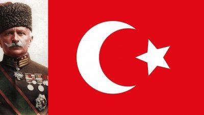 Medine Müdafii Ömer Fahreddin Paşa