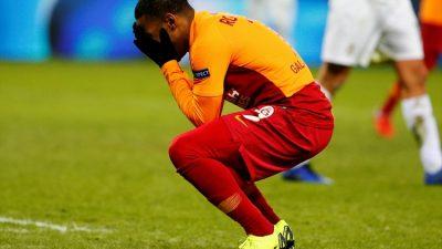 Galatasaray, gruptan çıkma şansını kaybetti