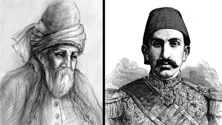 """Mevlana ve Sultan Abdülhamit Han """"Dünya Belleği"""" listesine aday"""
