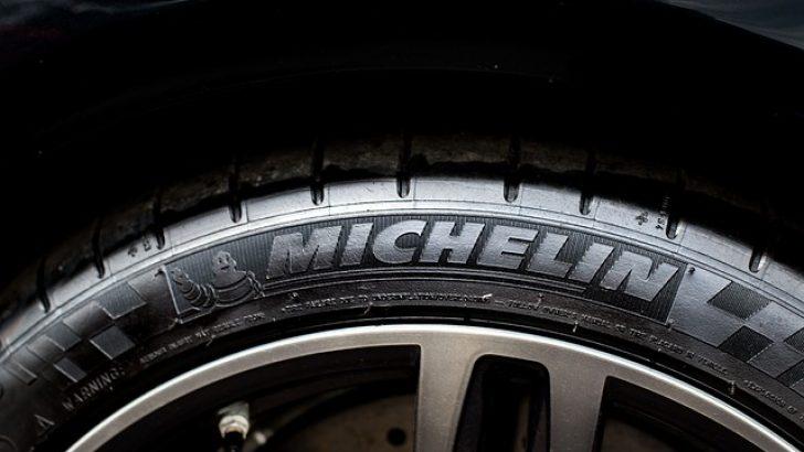 """Michelin'e """"Yılın Lastik Üreticisi"""" ödülü"""