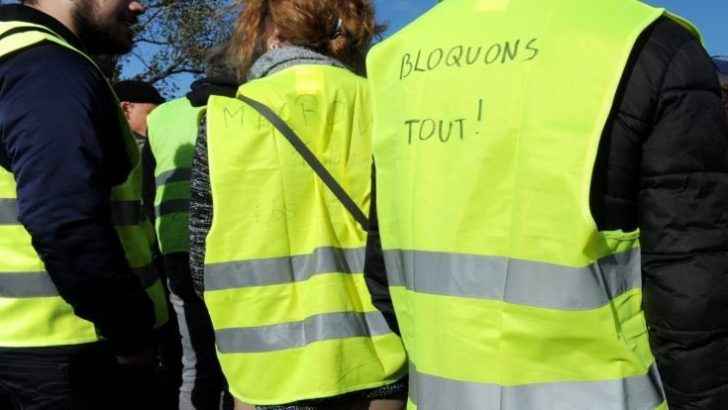 Fransa'da aylar sonra sarı yelekliler tekrar sahnede