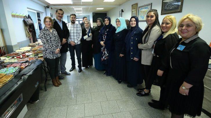 UID Kadın Kolları'ndan Yemen'e yardım