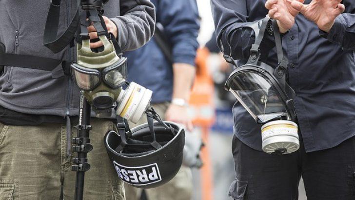 Fransa'da mahkemeden biber gazı kullanımının yasaklanmasına ret