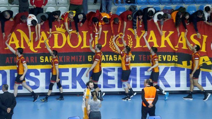 Galatasaray Belçikalı rakibine geçit vermedi