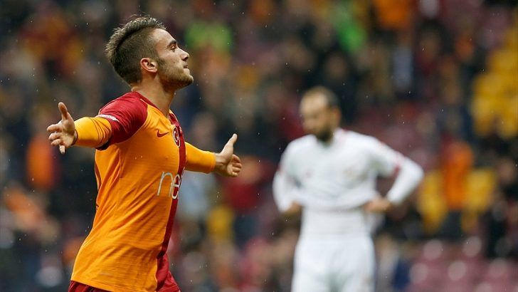 Galatasaraylı Yunus Akgün'ün Anderlecht'te transferi konuşuluyor