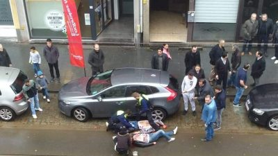 Anvers şehrinde Türkler arası çatışma: 1 ölü, 2 yaralı