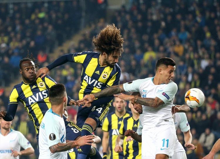Fenerbahçe Zenit Ne Zaman: Fenerbahçe, Avantajı Tek Golle Kaptı