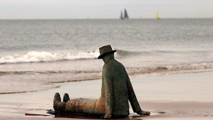 Belçika'nın deniz kıyısı 1. Dünya Savaşı'ndan kalma bombalarla dolu