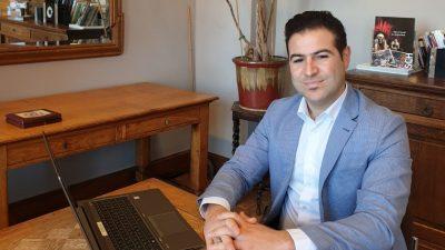 Mehmet Bilge görevleri hakkında bilgi verdi