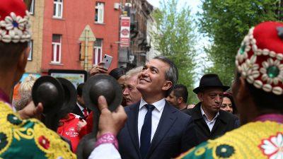 """Başkan Kır: """"Esnaf için iyi bir fırsat"""""""