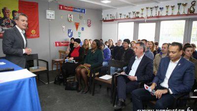 """Başkan Kır: """"Kulübümüzün uluslararası sahnede yer almasını istedik"""""""