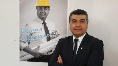 Ulusoy MR'in seçim kampanya yüzü seçildi