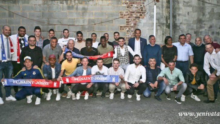 FC Saint-Josse yeni kadrosuyla yeni sezona Hazır