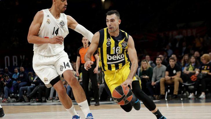 Fenerbahçe Beko dördüncü oldu