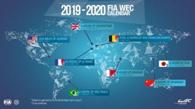 Toyota 2018-19 WEC Dünya Şampiyonluğu'nu garantiledi
