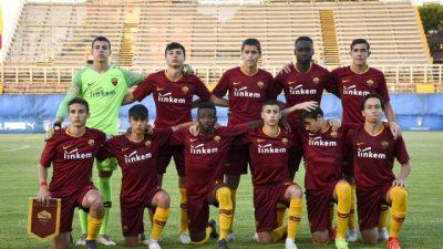 Türk antrenör, Roma'nın genç takımını şampiyonluğa taşıdı