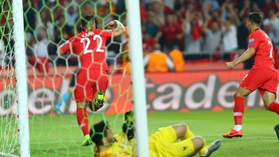 FIFA, 2022 Dünya Kupası Avrupa Elemeleri kurasının torbalarını açıkladı