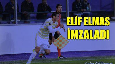 Napoli, Eljif Elmas ile sözleşme imzaladı