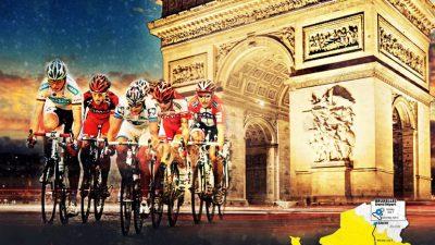 Fransa Turu Brüksel'den start alıyor