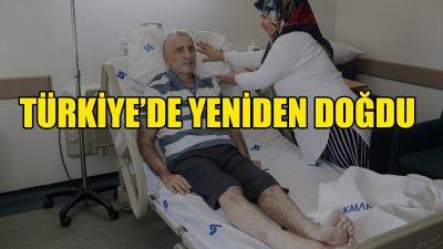 Hollanda'da 15 gün ömür biçildi, Türkiye'de yeniden doğdu