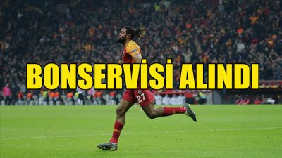 Galatasaray, Luyindama'nın bonservisini aldı